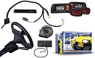 club car ds street legal light kit