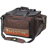 Westin W3 Accessory Bag L 43x38x35cm - Angeltasche für Angelzubehör, Tackletasche für Angelzangen & Zubehör, Zubehörtasche zum Spinnfischen