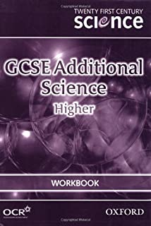 Twenty First Century Science: GCSE Additional Science Higher Workbook
