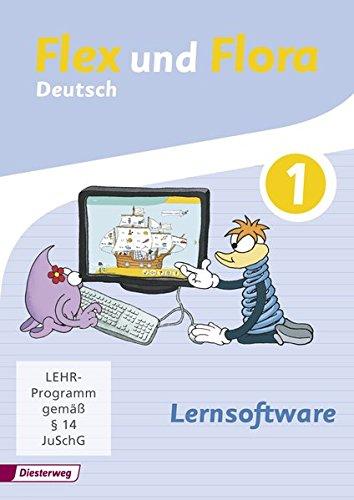 Flex und Flora 1. CD-ROM: Lernso...