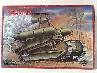Renault FT 17 Chemical Tank (1/35 model kit)