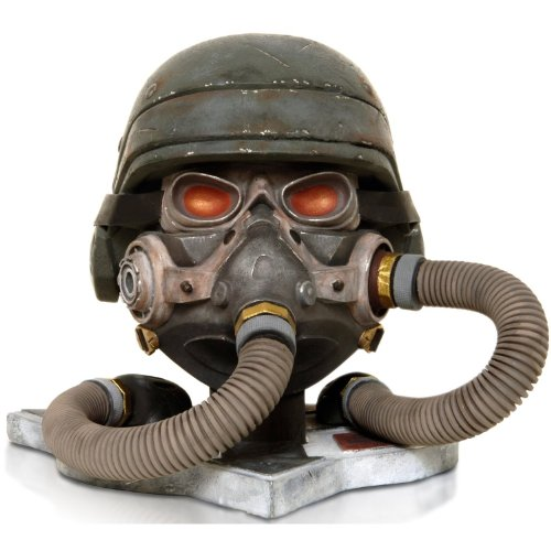 Killzone 3 Helghast Mask Limited Edition