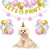 44 Pack Lets Pawty Puppy Girls Birthday...