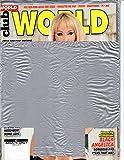 Adult Magazine Club World #224 2017 Aleska Daria Glover Black Angelica Anny Lee with Video Vixens #3 Bonus DVD