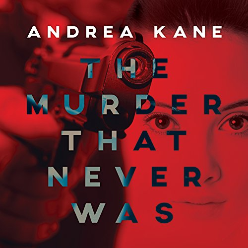 The Murder That Never Was audiobook cover art