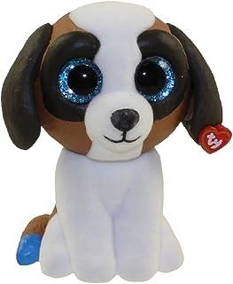 1c207e32de0 TY Beanie Boos - Mini Boo Figure - DUKE the St. Bernard Dog (2