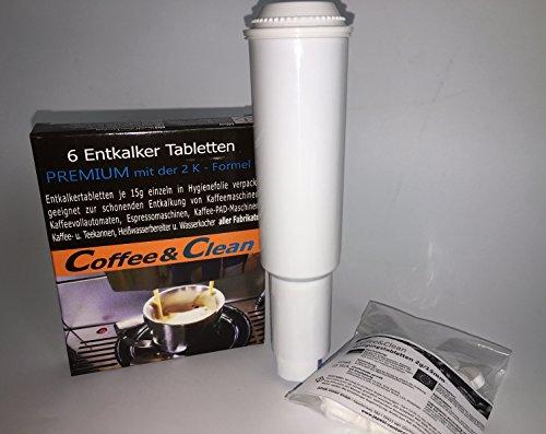 25 entkalkertabletten par exemple siemens 25 comprimés de nettoyage 15mm ø