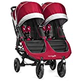 Baby Jogger Poussette City Mini GT Double Cramoisi