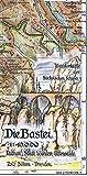 Die Bastei 1:10000: Wanderkarte der Sächsischen Schweiz. Rathen - Stadt Wehlen - Uttewalde.: Rathen-Stadt Wehlen-Uttewalder Grund. Wanderkarte der Sächsischen Schweiz