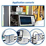 Osciloscopio Digital, Osciloscopio Virtual Para PC, Osciloscopio Portátil, Para Laboratorio De Investigación Fácil De Usar Empresa Electrónica Bien Fabricado