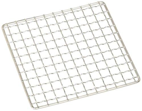 遠藤商事 業務用 金網 (130×130) 飛騨コンロ用 ステンレス鋼 日本製 QHD04005