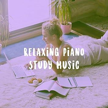 Relaxing Piano Study Music