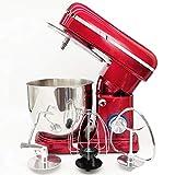 TQ 220V / 1500W Elektro-Knetmaschine Professionelle Eier Blender 4L Küche Ständer Food Mixer Milkshake/Kuchen Mixer Knetmaschine