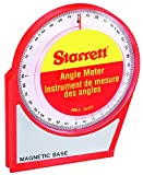 Starrett AM-2 Magnetic Angle Meter, 0° to 90°