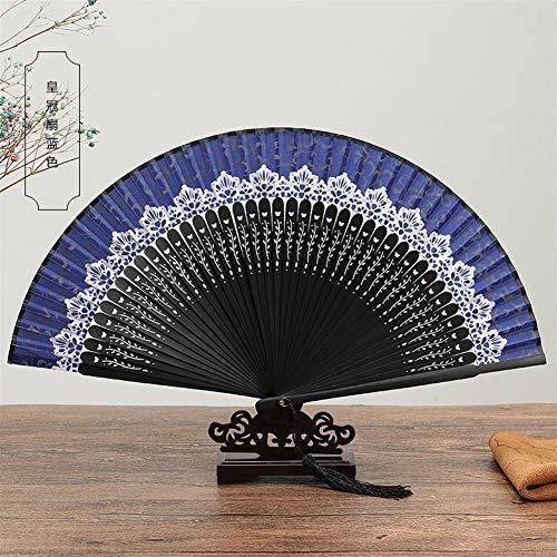 Xf Japanse fan en windvrouwen Silk Fan cadeaufan zijde kleine ventilator druk tip