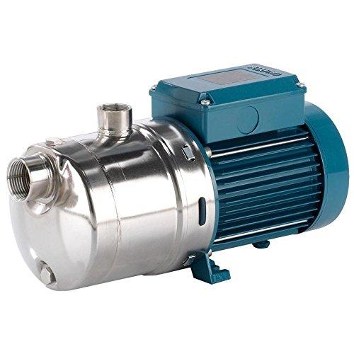 Pompe multicellulaire acier inoxidable MXH405/B 1,1kW 1,5Hp 400V 50Hz Calpeda