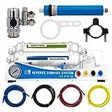 *Guemmer products Osmoseanlage Premium Plus 100 GPD 380l/Tag für sauberes Wasser