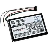 Powery Batería para Garmin Edge 1000 (010-01161-00)