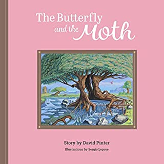 The Butterfly and the Moth cover art