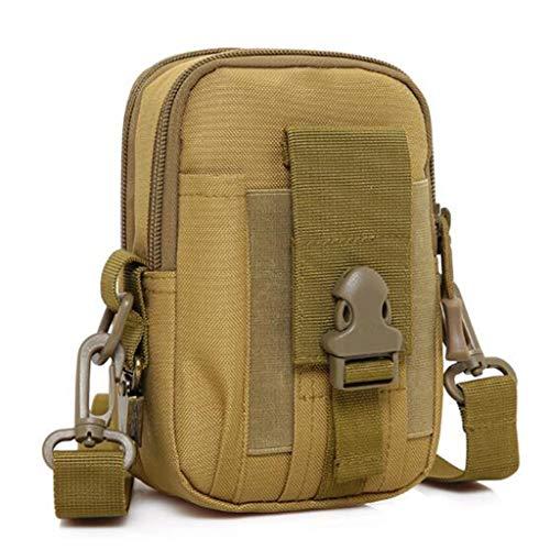 Sporttas opknoping tas multifunctionele drie-gebruik kleine tas mobiele telefoon tas outdoor Slingshot zak