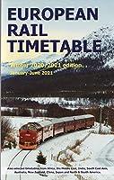 European Rail Timetable Winter 2020/2021