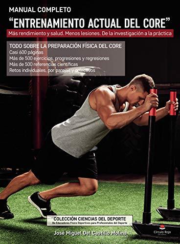 """Manual completo """"entrenamiento actual del core"""": Más rendimiento y salud. Menos lesiones. De la investigación a la práctica"""