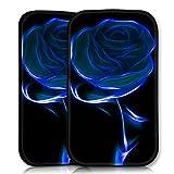 wicostar Sleeve Style Handy Tasche Hülle Schutz Hülle Schale Motiv Etui für Wiko Rainbow Jam - Sleeve UBS11 Design4
