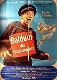 Balduin, der Ferienschreck - Louis de Funes - Filmposter A1
