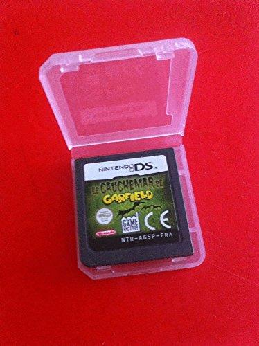 GARFIELD'S NIGHTMARE / SOLO CARTUCHO / Nintendo DS Juego in ESPANOL Multi-Idiomas Compatible TODAS Nintendo DS LITE-DSI-3DS-2DS-XL-NEW ** ENTREGA 2/3 DÍAS LABORABLES + NÚMERO DE SEGUIMIENTO **