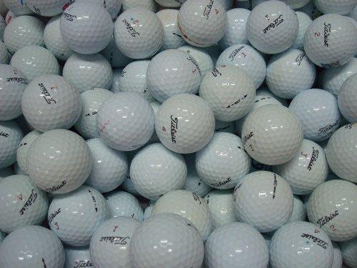 Golfballs24 - Pelotas de golf Titleist NXT, NXT-TOUR, NXT - Pelotas de golf usadas - CategoríaAAA-AA - 50 unidades