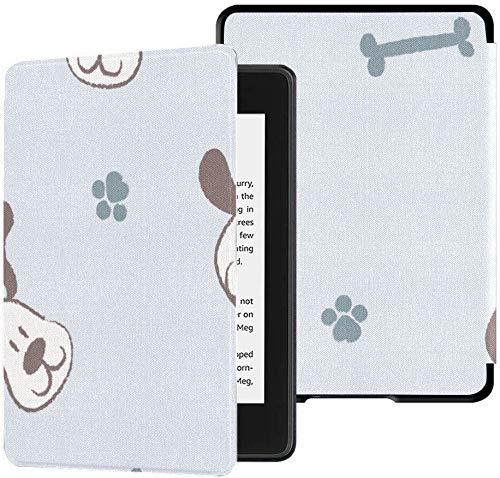 Schutzhülle für Kindle Paperwhite (10. Generation 2018, wasserdichtes Material, Bleistift-Doodle-Handzeichnung Grunge Tablet)