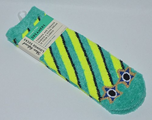 Bath & Body Works Shea Infused Lounge Socks For Dreamers