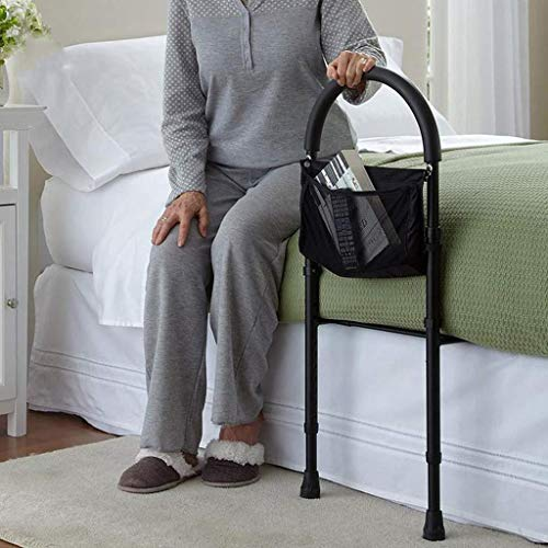 Bed Grab Rail Secure,Individuals Home Care Assistance Devices As The Best Gift for Seniors Adults Children