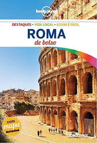 Lonely Planet de bolso Roma