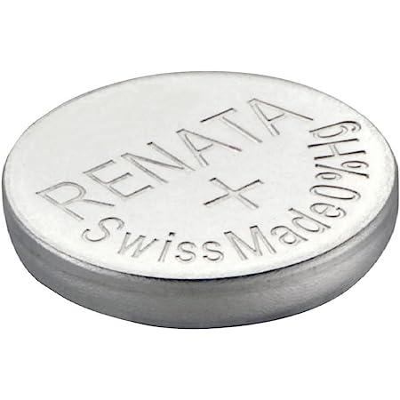Renata Uhrenbatterie Sp 371 Sr920sw 1 Pack Elektronik