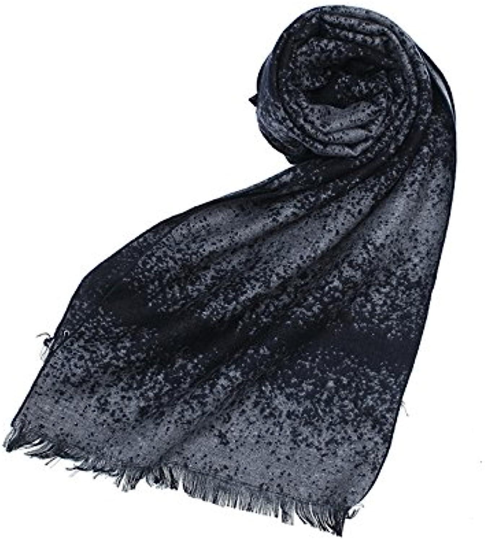 HYP Autumn and winter fashion temperament scarf super thick warm shawl 17030cm