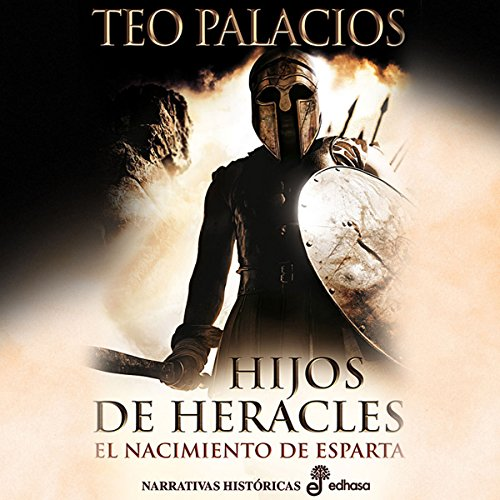 Hijos de Heracles [Children of Heracles] audiobook cover art