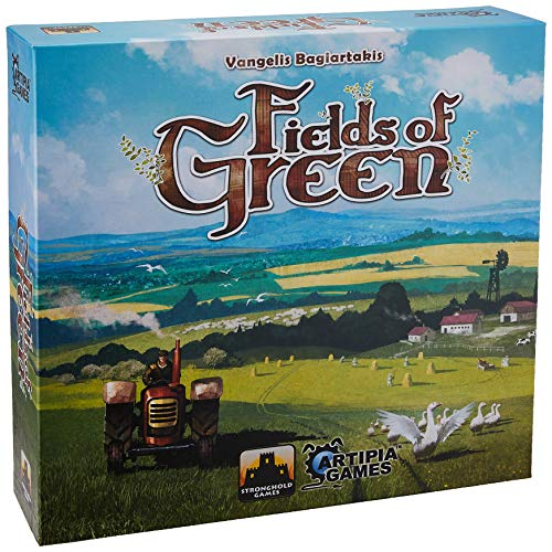 Fields of Green Board Game - English