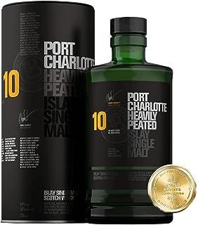 Bruichladdich Port Charlotte 10 (Heavily Peated) Whisky, 700 ml