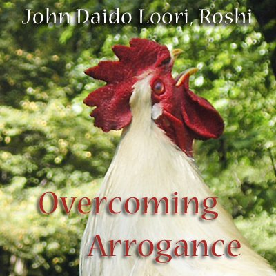 Overcoming Arrogance audiobook cover art