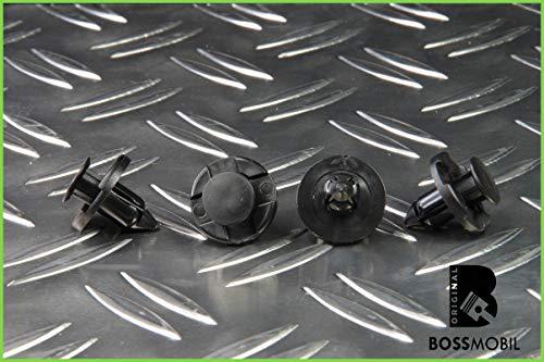 Original Bossmobil parachoques Clip Barra Lateral Pajero Aygo 20 X 15 X 8 mm