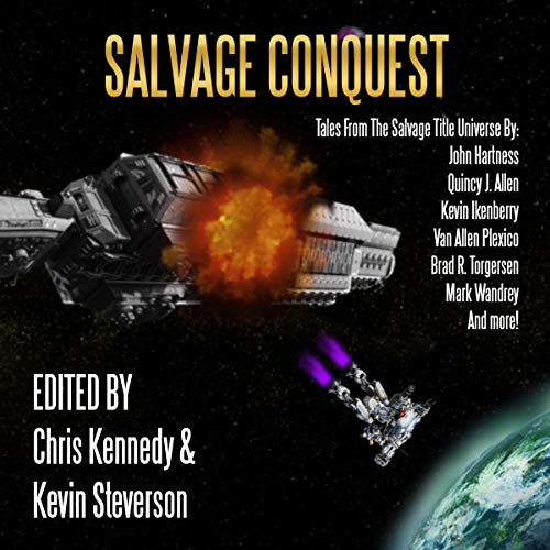 Salvage Conquest cover art