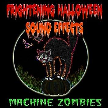 Frightening Halloween Sound Effects