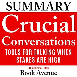 Summary of Crucial Conversations cover art