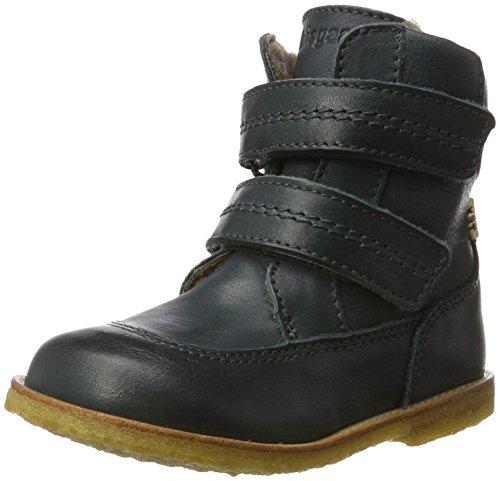 Bisgaard Unisex-Kinder Stiefel Schneestiefel, Grün (609-2 Petrolio), 29 EU