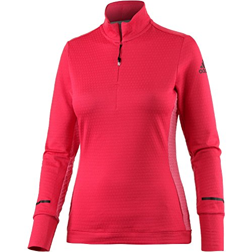 adidas Performance Damen Laufshirt rot 34