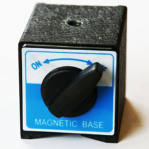 Messmittelonline Magnet schaltbar+M8Gewinde Standfuß Sockel
