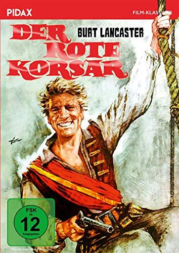 Der rote Korsar / Piratenfilm-Klassiker mit Starbesetzung (Pidax Film-Klassiker)
