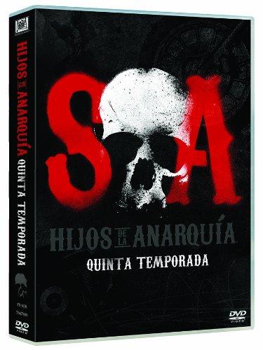 Sons of Anarchy - Stagione 05(4 dvd), box set