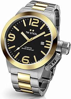 TW Steel Watch for Men, Stainless Steel, CB42